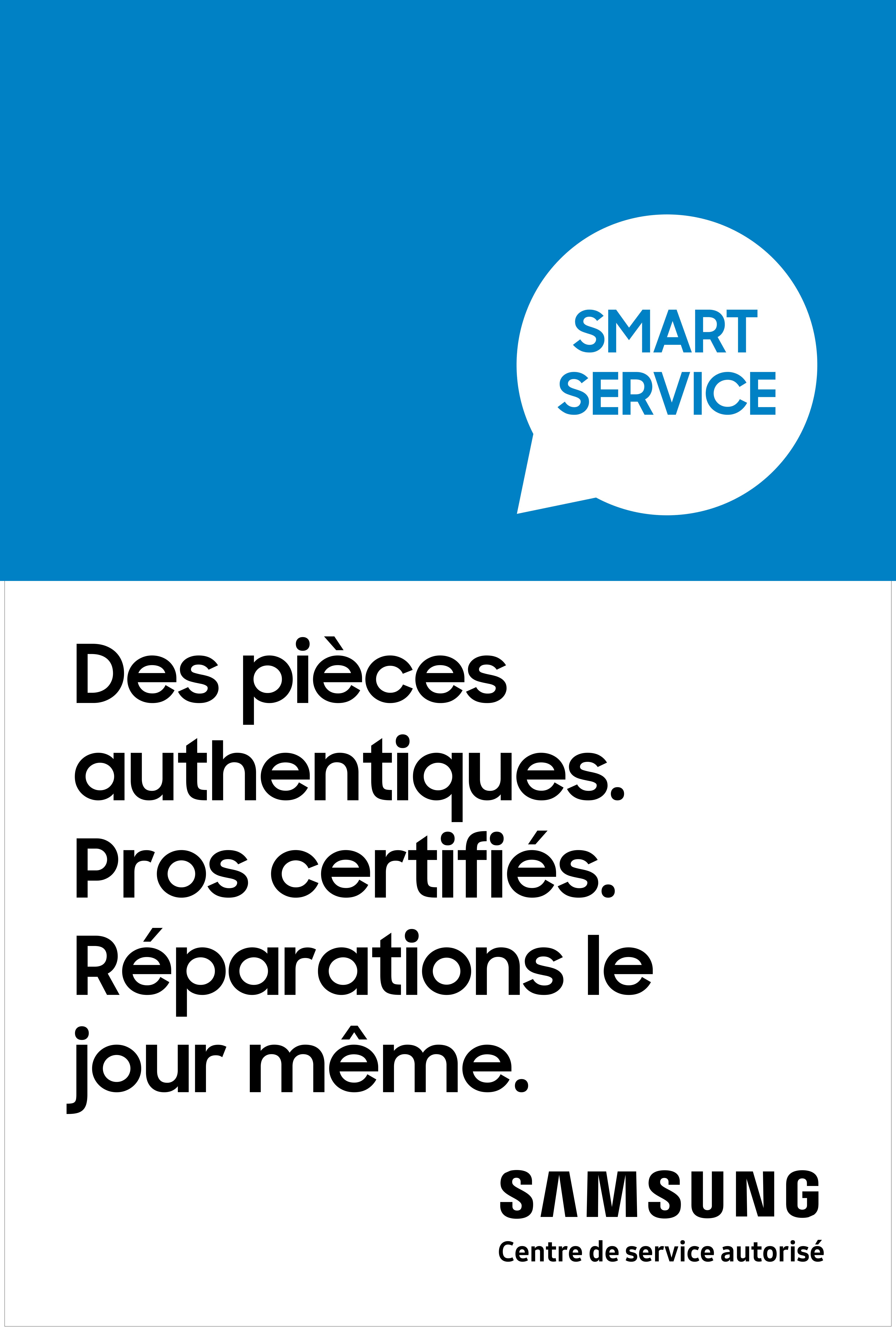 Centre de services Autorisé Samsung