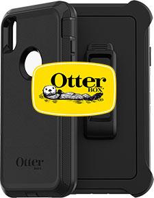 Étuis protecteurs Otterbox (Séries Defender, Commuter et Symmetry)